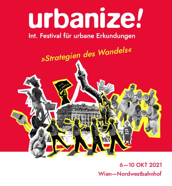 urbanize! Strategien des Wandels